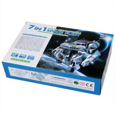 7in1 napelemes űrállomás