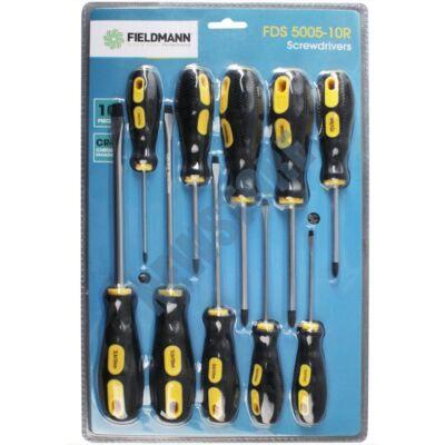 FIELDMANN FDS 5005-10R Csavarhúzó készlet FDS500510R