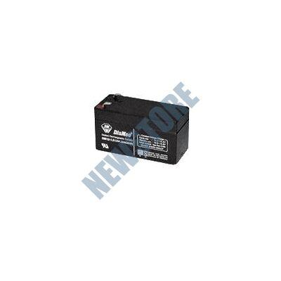 DIAMEC 12V 1,3Ah Zselés ólom akkumulátor