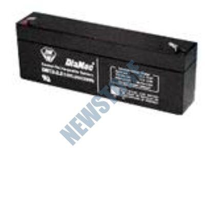DIAMEC 12V 2,2Ah Zselés ólom akkumulátor
