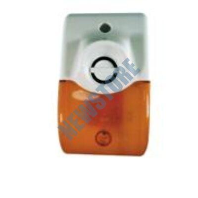 EDS LDH95 Beltéri hang- és fényjelző sárga LD-H95