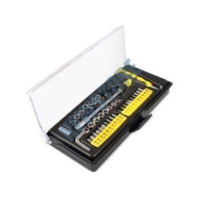 FIELDMANN FDS 1009-41R csavarkulcs készlet bitekkel 41 db-os FDS1009-41R