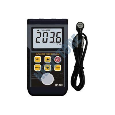 HOLDPEAK 130 Digitális ultrahangos anyagvastagság mérő