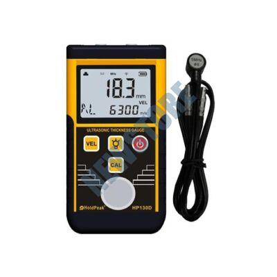 HOLDPEAK 130D Digitális ultrahangos anyagvastagság mérő 130 D