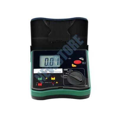 HOLDPEAK 4200 Digitális földelési ellenállás mérő