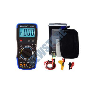 HOLDPEAK 760 A Digitális multiméter 760A