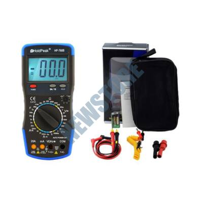 HOLDPEAK 760 B Digitális multiméter 760B
