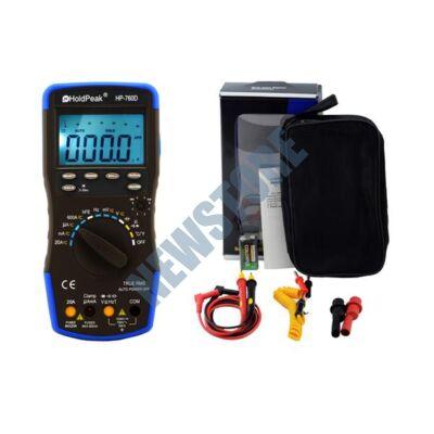 HOLDPEAK 760 D Digitális multiméter 760D