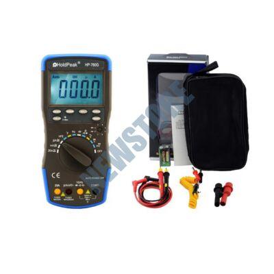 HOLDPEAK 760 G Digitális multiméter 760G