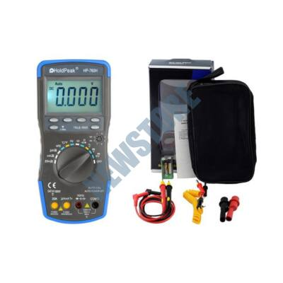 HOLDPEAK 760 H Digitális multiméter 760H
