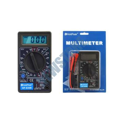 HOLDPEAK 830 B Digitális multiméter 830B