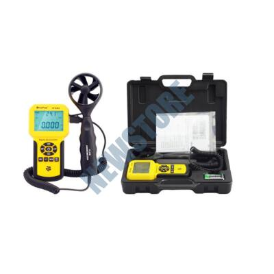 HOLDPEAK 836A Digitális szélerősség légáramlás- és hőmérsékletmérő 836 A