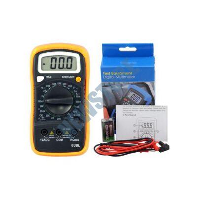 HOLDPEAK 838 L Digitális multiméter 838L