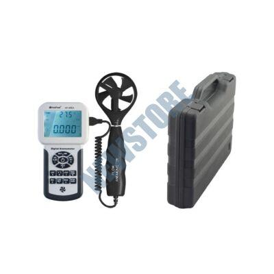 HOLDPEAK 856A Digitális szélerősség légáramlás- és hőmérsékletmérő 856 A