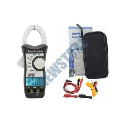 HOLDPEAK 870A Digitális lakatfogó multiméter 870 A