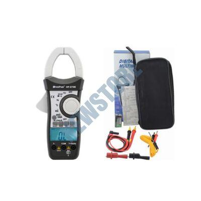 HOLDPEAK 870B Digitális lakatfogó multiméter 870 B