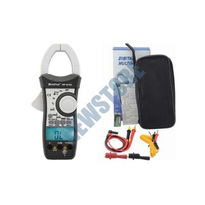 HOLDPEAK 870C Digitális lakatfogó multiméter 870 C