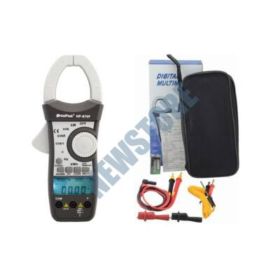 HOLDPEAK 870F Digitális lakatfogó multiméter 870 F