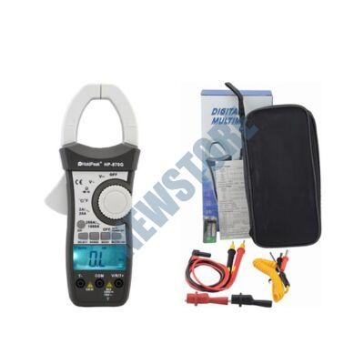 HOLDPEAK 870G Digitális lakatfogó multiméter 870 G
