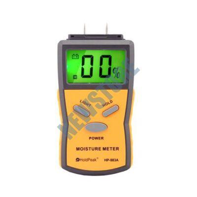 HOLDPEAK 883A Univerzális digitális nedvességmérő 883 A