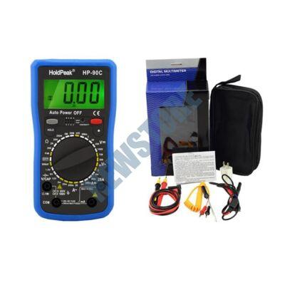 HOLDPEAK 90 C Digitális multiméter 90C