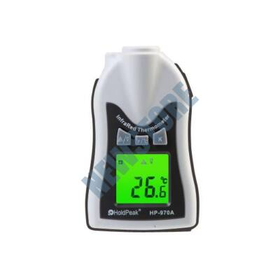 HOLDPEAK 970A Kézi ifravörös hőmérsékletmérő 970 A