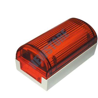SASO HD-15 piros Xenon villogó
