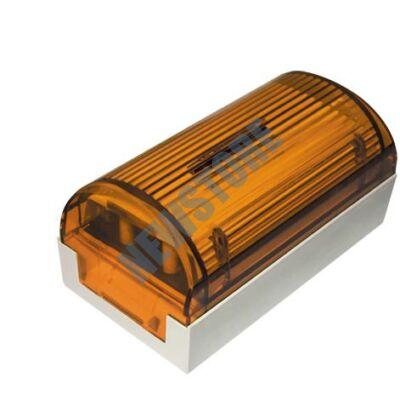 SASO HD-15 sárga Xenon villogó