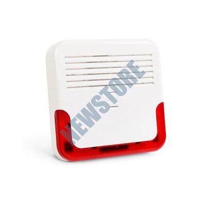SATEL SD6000R Kültéri dinamikus hang- és fényjelző akkumulátoros SD 6000 R