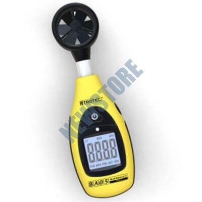 TROTEC BA05 Szárnykerekes amenométer