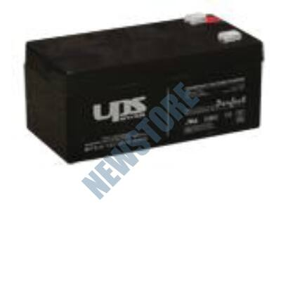 UPS 12V 3,3Ah Zselés ólom akkumulátor
