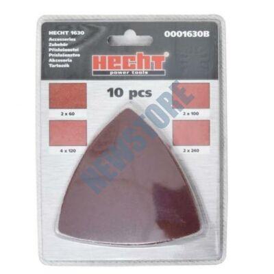 HECHT 0001630B Csiszolópapír 10db