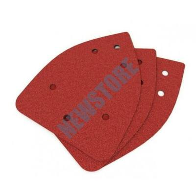 HECHT 000176080 csiszolópapír 80 3db