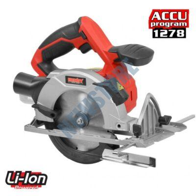 HECHT1670 Akkumulátoros körfűrész