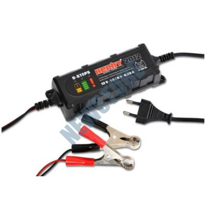 HECHT2012 Akkumulátor töltő