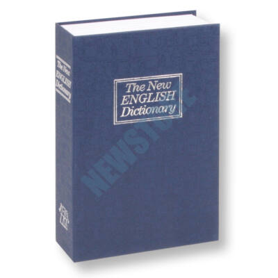 KINGSAFE Book Safe könyv alakú értéktároló BOOKSAFE
