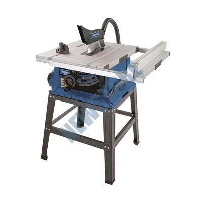 Scheppach HS 105 S asztali körfűrész 230V HS105S