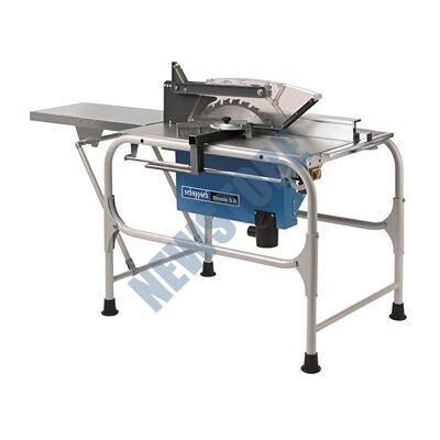 Scheppach STRUCTO 5 asztali körfűrész PRO 400V STRUCTO5