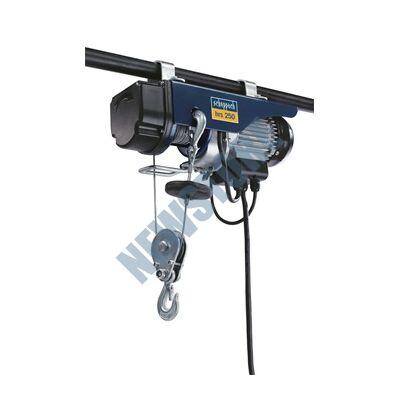 Scheppach HRS 250 kompakt drótköteles csörlő HRS250