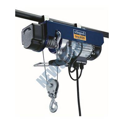 Scheppach HRS 400 drótköteles csörlő HRS400