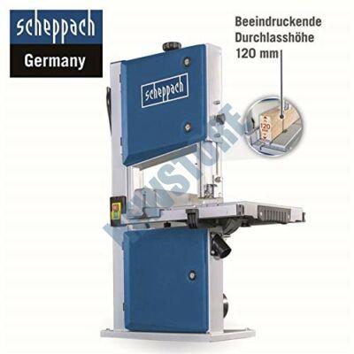 Scheppach  HBS 261 szalagfűrész 230V HBS261
