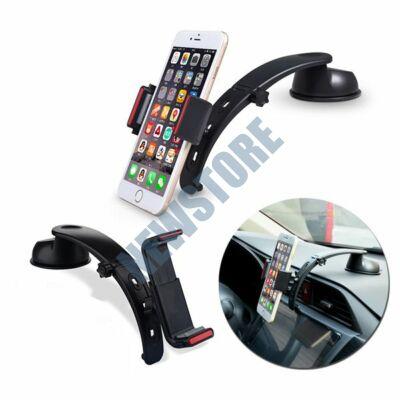 Univerzális telefontartó műszerfalra 3in1 HOP1000597