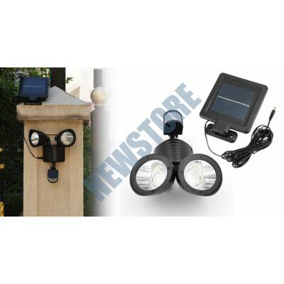 Dupla mozgásérzékelős szolár világítás HOP1000695