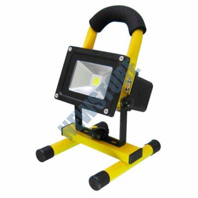 Hordozható akkumulátoros LED reflektor 10W HOP1000386