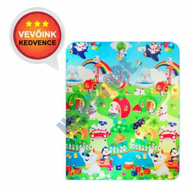 Játszószőnyeg gyerekeknek 150x180cm HOP1000621-4