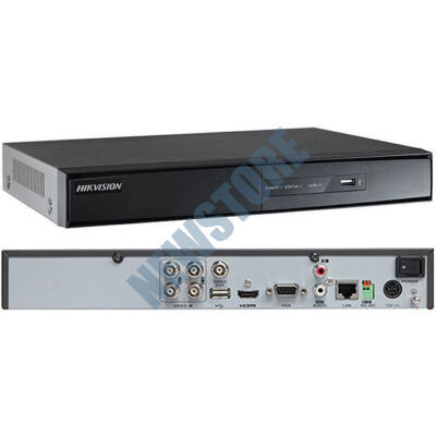 HIKVISION DS-7204HGHI-F1 Képrögzítő 116322