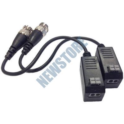 HIKVISION DS-1H18S Csavartérpáras passziv jelátalakító 116106