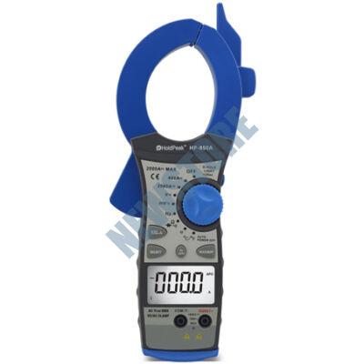HOLDPEAK 850A Digitális lakatfogó multiméter 114831