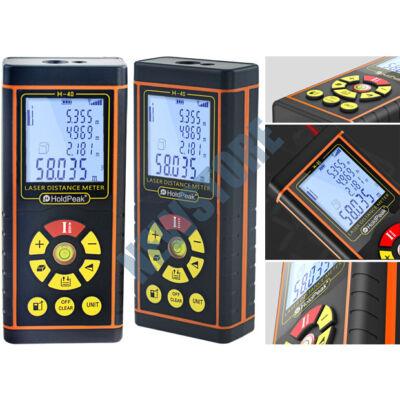 HOLDPEAK 5040H Digitális lézeres távolságmérő 116689