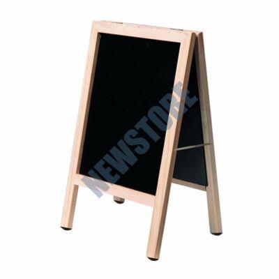 Kétoldalas tábla 40x60cm HOP1001182